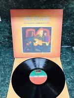 Crosby Stills Nash And Young~Replay: Vinyl LP (1980) Atlantic Records EX/NM