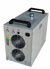 CW5000 Industrial Water Chiller for CNC/CO2 Laser Engraver Machine 110V