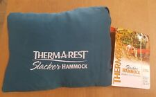 Therm-a-rest Slacker Hammock Double Lake Blue