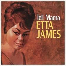 ETTA JAMES - Tell Mama ( vinyl LP ) - New Sealed ( 2014 ) (180gram Vinyl)
