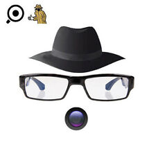 HD 720P Spy Camera Glasses Hidden Eyewear Security Video Recorder Camcorder Cam