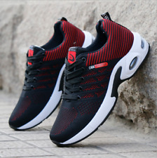 New Men's shoes Outdoor non-slip flyknit Casual sports shoes Air running shoes