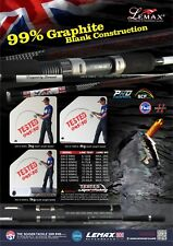 LEMAX XZOGA ''SHADOW WALKER'' Sws-90mh2 80gr Fuji Spinning Rod Sea Freshwater
