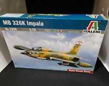Mb 326k Impala 1:72 Marca Italeri