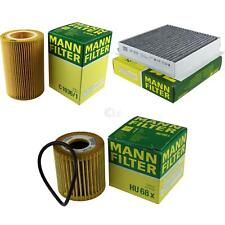 MANN-FILTER PAKET Smart Fortwo Coupe 450 0.7 City-Coupe 8034457