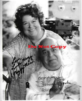 PEGGY REA & SORRELL BOOKE DUKES OF HAZZARD SAutographed Signed 8x10 Photo Reprin