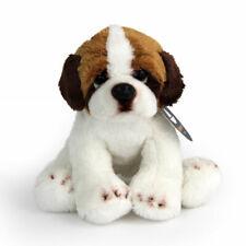 Stofftier kleiner Bernhardiner, Hund, Plüschtier (H. ca. 11 cm)