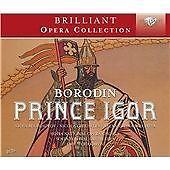 TCHAKAROV/SOFIA FESTIVAL ORCHESTRA/+ - PRINCE IGOR 3CD OPER KLASSIK NEW BORODIN