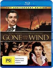 *BRAND NEW & SEALED* Gone With The Wind  Blu Ray Movie 70th Anniversary Edition
