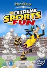 EXTREME SPORTS FUN WALT DISNEY DVD Animation UK Release New Sealed R2