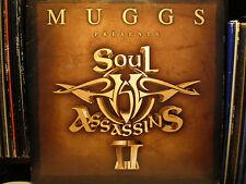 DJ MUGGS - SOUL ASSASSINS II (VINYL 2LP)  2000!!  CYPRESS HILL + DILATED PEOPLES