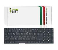Tastiera per Acer TravelMate P255-M  Layout Italiano Colore Nero