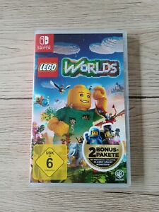 Lego Worlds Nintendo Switch Spiel