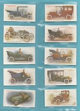 More details for cars  -  victoria  repros  (of l & b)  -  10  sets  of  25  motors  of  1908