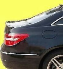 PRE-PAINTED for MERCEDES BENZ E-CLASS 2DR COUPE 2010-2016 SPOILER - 3M NO DRILL