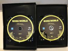 ROSS NOBLE ~ THINGS ~ AS NEW 2 DISC DVD BOX SET + POSTER ~ PAL REGION 0