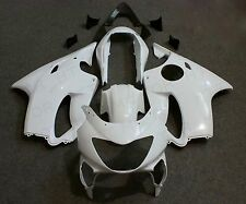 Pre-drilled ABS Unpainted Fairing Kit Bodywork for HONDA CBR600F4 1999-2000 NEW