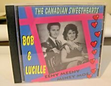 Bob and Lucille- Canadian Sweethearts CD  Rockabilly  FREE SHIPPING