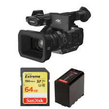 Panasonic HC-X1 Camcorder with 1.0-type Sensor Package B
