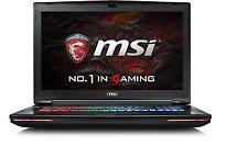 """MSI Gaming Gt72vr 6re-040uk Dominator Pro Notebook 2.60 Ghz I7-6700hq 17.3"""" - Black"""