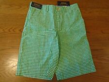BNWT boys Ralph Lauren check shorts. Age 16 years. Slim fit. RRP £60      (2/5)