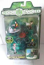 Code Lyoko secteur 3: Forest No.90527. Scène de bataille avec des personnages marvel 2006.