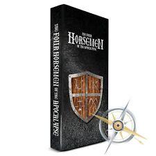 DISPLAY CASE/BOX ONLY Four Horsemen Of The Apocalypse 9 piece  4 Horseman 777