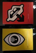 Lingua Grafica & Lingua Universalis Logo Design Books by Mutabor Graphic Design