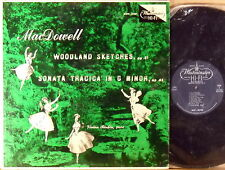 WESTMINSTER MacDowell VIVIAN RIVKIN Woodland Sketches/Sonata Tragica XWN-18201