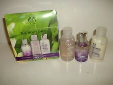 BRAND NEW RARE THE BODY SHOP SCENTS OF TRAVEL SET