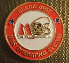 MAS Operating System Trusted Service Domain TSD  Coin Medal