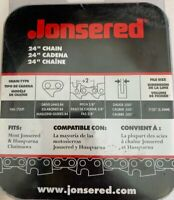 """NEW Jonsered 24"""" Chainsaw Chain  84DL 3/8 .050 Safety Link NEW FREE SHIPPING"""
