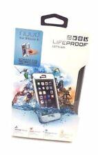 "Lifeproof Nuud genuino impermeable a prueba de choques funda iPhone 6 4.7"" Blanco"