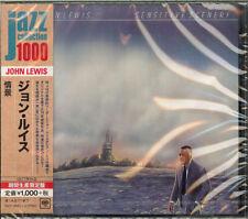 JOHN LEWIS-SENSITIVE SCENERY-JAPAN CD Ltd/Ed B63