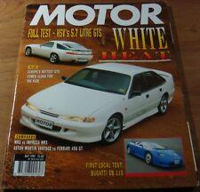 1994 MOTOR.HSV GTS 5.7.Impreza WRX.MR2.Vantage.456 GT