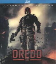 Dredd (3D) - Lenticular Edition [Blu-ray]
