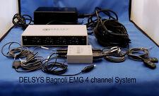 Delsys Bagnoli - 4 Channel EMG Evaluation System w/ Software
