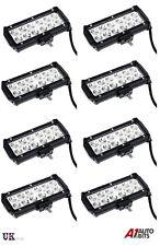 8x de alto voltaje 12v 24v LED 36w Lámpara Trabajo Foco IVECO DAF MAN SCANIA