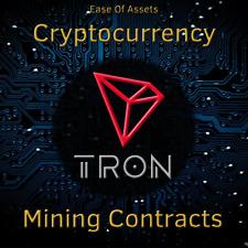 Mining Contract  500+TRON (TRX)