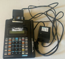 Hypercom Wlt 2408-1 Credit Card Terminal With Power Supply Working Condition