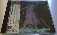 LINDA WILLIAMS City Living RARE JAPAN CD W/OBI LARRY LEVAN Paradise Garage DISCO