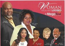 Woman Thou Art Loosed WTAL 2013 - 7 Dvds - Bishop T.D. Jakes - Sale !  Rare !