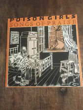POISON GIRLS - SONGS OF PRAISE - POST PUNK,ANARCHO PUNK!!!CRASS!!!