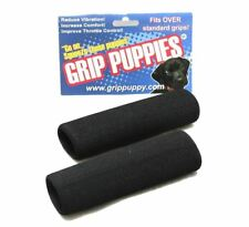 Grip Puppies Anti Vibration Motorcycle Handle Bar Foam Grips For BMW