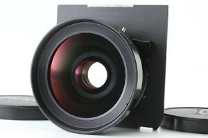 [Rare!! MINT] Sinar Sinaron W 90mm F/4.5 MC Large Format Lens From Japan #924