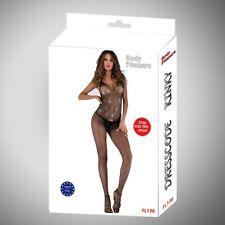 Body Pleasure - TL136 - Sexy Lingerie - Glitter Bodystocking - M/L - Luxury G...