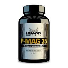 Brawn P-Mag 35 Augmenter La Masse Sèche 90 capsules