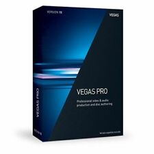 Sony Vegas Pro 15 Full Version **QUICK DELIVERY** with 648 Page PDF Manual