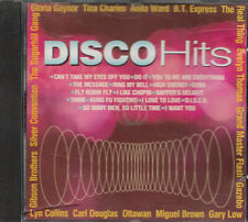 Disco Hits - Various  / CD GREECE Promo NM 1997 - 16 Great Classic Disco Hits