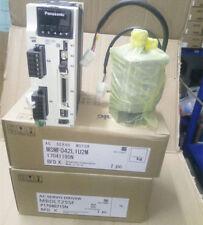 MSMF042L1U2M+MBDLT25SF AC Servo motor drive kits 60mm 400w 3000rpm 1.27Nm